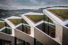 Жилой комплекс на 15 квартир © Steve Troes Fotodesign