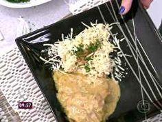Lombo com Arroz Cremoso - Foto de Mais Você na TV