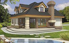 Projekt domu LAWENDA 2 wersja A (Horyzont)