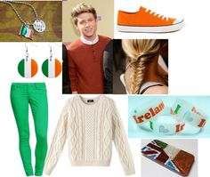 """""""You and Niall Going to The Irish Festival In Ireland:)"""" by emma-mitchem ❤ liked on Polyvore"""
