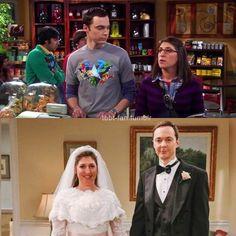 The Big Bang Theory Fan Friday Humor, Funny Friday, Big Bang Theory Series, Sheldon Amy, Amy Farrah Fowler, Mayim Bialik, Jim Parsons, Grumpy Cat Humor, Meme Comics