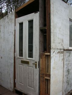 1000+ images about My Shed Build and other things built from Pallets ...