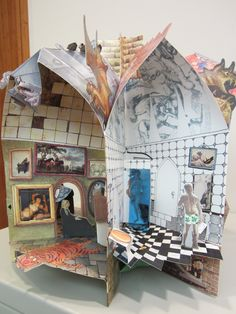pop up movable books vintage - Buscar con Google