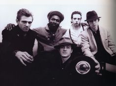 The Clash with Mikey Dread.