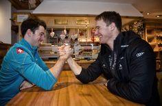 Gianluca & Dario Cologna