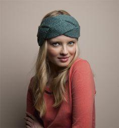 tricoter un turban