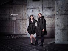 The Sceptic Exclusive // Norwegian Rain: Erjona Ala and Father
