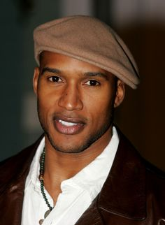 Henry Simmons- NYPD Blue. The one and ONLY reason I ever watched that show!