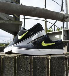 Gotta love the swoosh on the Nike Janoski.