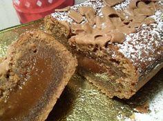 Cake crousti-fondant prâlinoise presque coulant : la recette facile