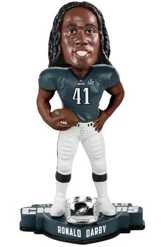 83e9dd5d672 Ronald Darby Philadelphia Eagles Super Bowl LII Champions Bobblehead Nfc  East Champions