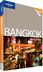 Bangkok Encounter guide. << Bangkok is excess in all of its unrestrained glory. Bigger, better, more: the city is insatiable, a monster that feeds on concrete, shopping malls and diesel exhaust.What will your Bangkok encounter be? Watching the sun set while sipping a cocktail at one of Bangkok's rooftop bars Eating your way through the fresh, irresistible andaff ordable world of Thai street food? Recovering from big-city exertions on an idyllic palmfringed beach, just a few hours away?