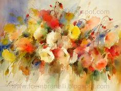 Fábio Cembranelli - A Painter's Diary: Universo da Aquarela
