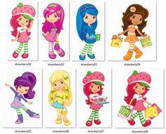 Como decorar una fiesta infantil de rosita fresita - Imagui