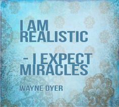 How would you define a miracle?