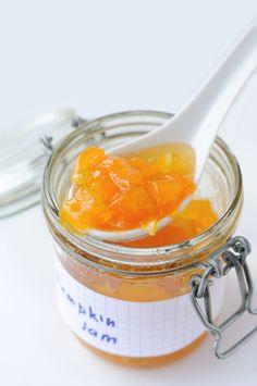 How to Make Pumpkin Jam