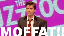 """All The GIFs You'll Need To Express Your """"Doctor Who"""" Feels"""