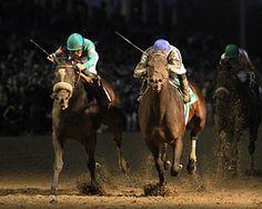 BLAME & ZENYATTA  2010 Classic Race