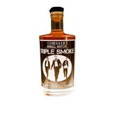 Corsair Triple Smoke Whiskey | Single Cask | ForWhiskeyLovers.com