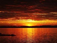 23 puestas de sol increíblemente hermosas que tienes que ver durante el transcurso de tu vida