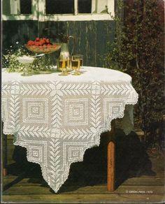 Table cloth - Augusta - Picasa Web Albums