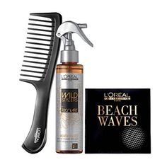 L'Oréal Professionnel - Coffret Beach Waves Spray L'Oréal Professionnel 150 ml Beach Wave Spray, Beach Waves, L'oréal Professionnel, Hair Shop, Hair Day, How To Feel Beautiful, Color Themes, Loreal, Beauty