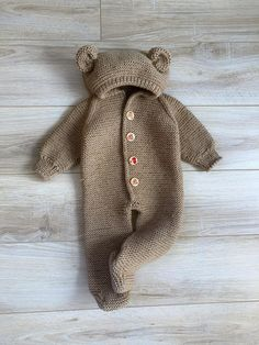 Coming home outfit baby Winter newborn clothes Baby girl winter clothes Baby  boy warm outfit Bear a0bf7ac590ba