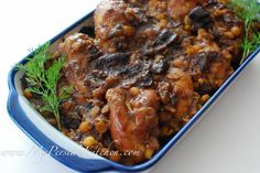 Khoresht Aloo  (Persian Prune Stew) by My Persian Kitchen (http://mypersiankitchen.com/khoresht-aloo-persian-prune-stew/)