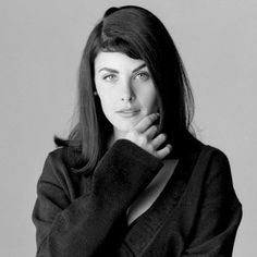 """""""She's a mysterious girl and I think that actresses like her who have a mystery – where there's something hiding beneath the surface – are the really interesting ones. Pure Beauty, Beauty And The Beast, Sherilyn Fenn, Audrey Horne, Mysterious Girl, Richard Gere, Portraits, Twin Peaks, The Girl Who"""