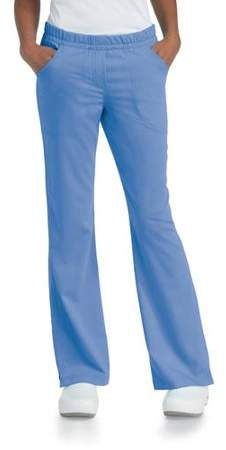 82b00f989eb Landau Uniforms Urbane by Landau Women's Alexis Comfort Elastic Waist Scrub  Pant Landau Uniforms, Scrub