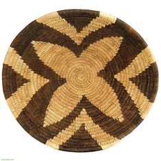 'Forehead of the Zebra', Botswana Basket Design