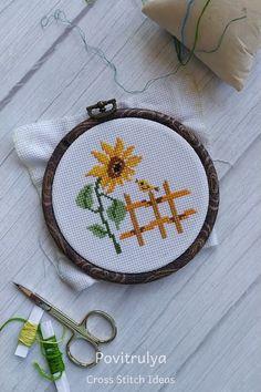 123 Cross Stitch, Cross Stitch Kitchen, Cross Stitch Fabric, Cross Stitch Bird, Simple Cross Stitch, Modern Cross Stitch, Cross Stitching, Cross Stitch Beginner, Cross Stitch Embroidery