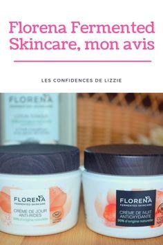 Je teste la marque de soins naturels et bio Florena Fermented Skincare