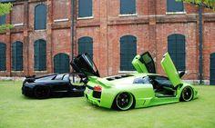 Cars Tuning Music: Lamborghini (10 фото)