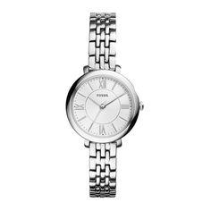 Fossil Jaqueline Silver horloge ES3797