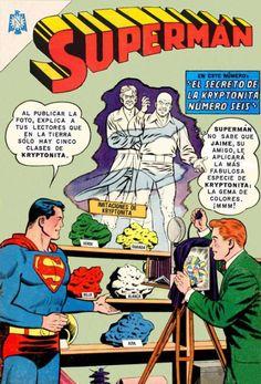 Superman | 48 NÚMS. | CBR | Español http://ift.tt/2hB2NkF