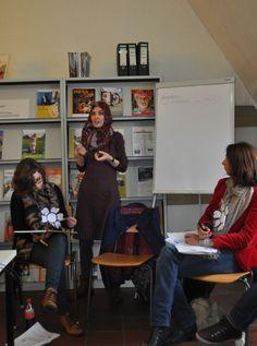 Workshop 'Aan de slag met Sesam-kinderboeken'