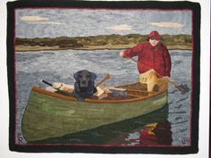 Totally-Hooked Rug Hooking Escapades: Even More Hooked Rugs From Hooked in the…
