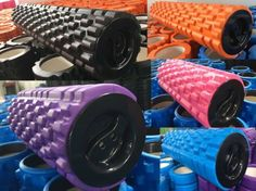 5.9 X 17.7 Fitness Foam Roller with Cap and Carrying Bag Kind : Yoga Roller. Material : EVA. Color : Solid Color. Age : Teenage and Adult. Gender : Both Sexes. Product Description Product Details Product Display