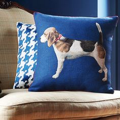 hounds-tooth | love it! | blue + plaid + houndstooth