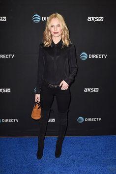Kate Bosworth à la soirée DirecTV Super Saturday Night à San Francisco