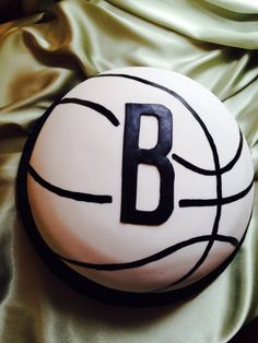 - Brooklyn Nets logo cake. TFL!