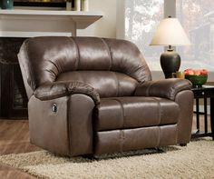 Stallion Snuggle Up Recliner at Big Lots.