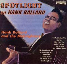 """Spotlight On Hank Ballard"" (1961, King) by Hank Ballard And The Midnighters.  His fourth LP."
