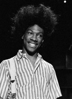 eddie murphy as buckwheat - he was so so funny on SNL.