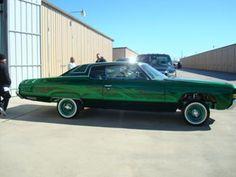 "Love This Custom1972 Chevy Impala  Lowrider ""Hopper""  Jumpin' jumpin'"
