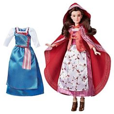 Disney Beauty and The Beast - Exclusive Fashion Collection - Belle Beauty And The Beat, Disney Beauty And The Beast, Couture Fashion, Fashion Dolls, Princess Ages, Princess Disney, Disney Beast, Girl Hair Colors, Disney Hair