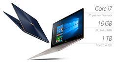 ASUS ZenBook 3 Deluxe (UX490) - Performance