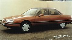 OG   Rover 800   Full-size model