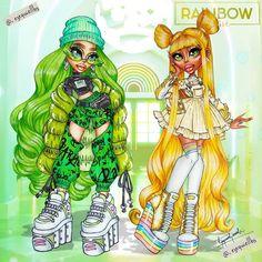 Reading Rainbow, Rainbow Art, Anime Outfits, Anime Style, Art Inspo, Poppies, Cool Style, Princess Zelda, Cartoon